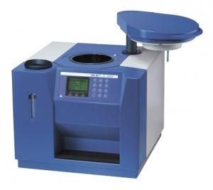 آزمایش ارزش آبی کالریمتر